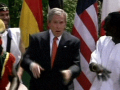 George Bush Dancing