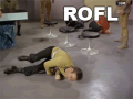Star Trek - Rolling On Floor Laughing